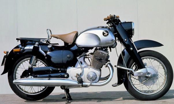 Honda C 7ß Dream