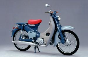 Honda C 100 Super Cub