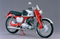 125ccm Motorrad