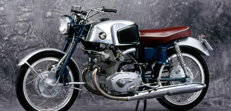 Honda CR 71
