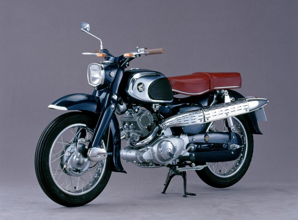Honda CS 92
