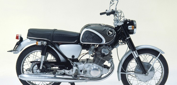 Honda CB 72