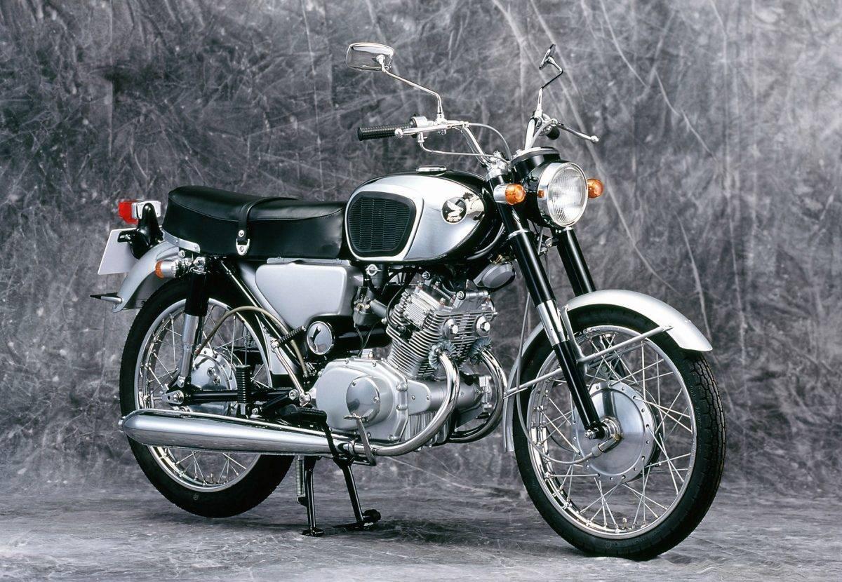 Honda Cb 125 K 1965 1976 Nachfolgerin Der Legend 228 Ren