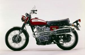 Honda CL 450