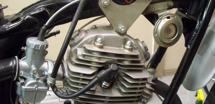 Honda SL 125 Motor