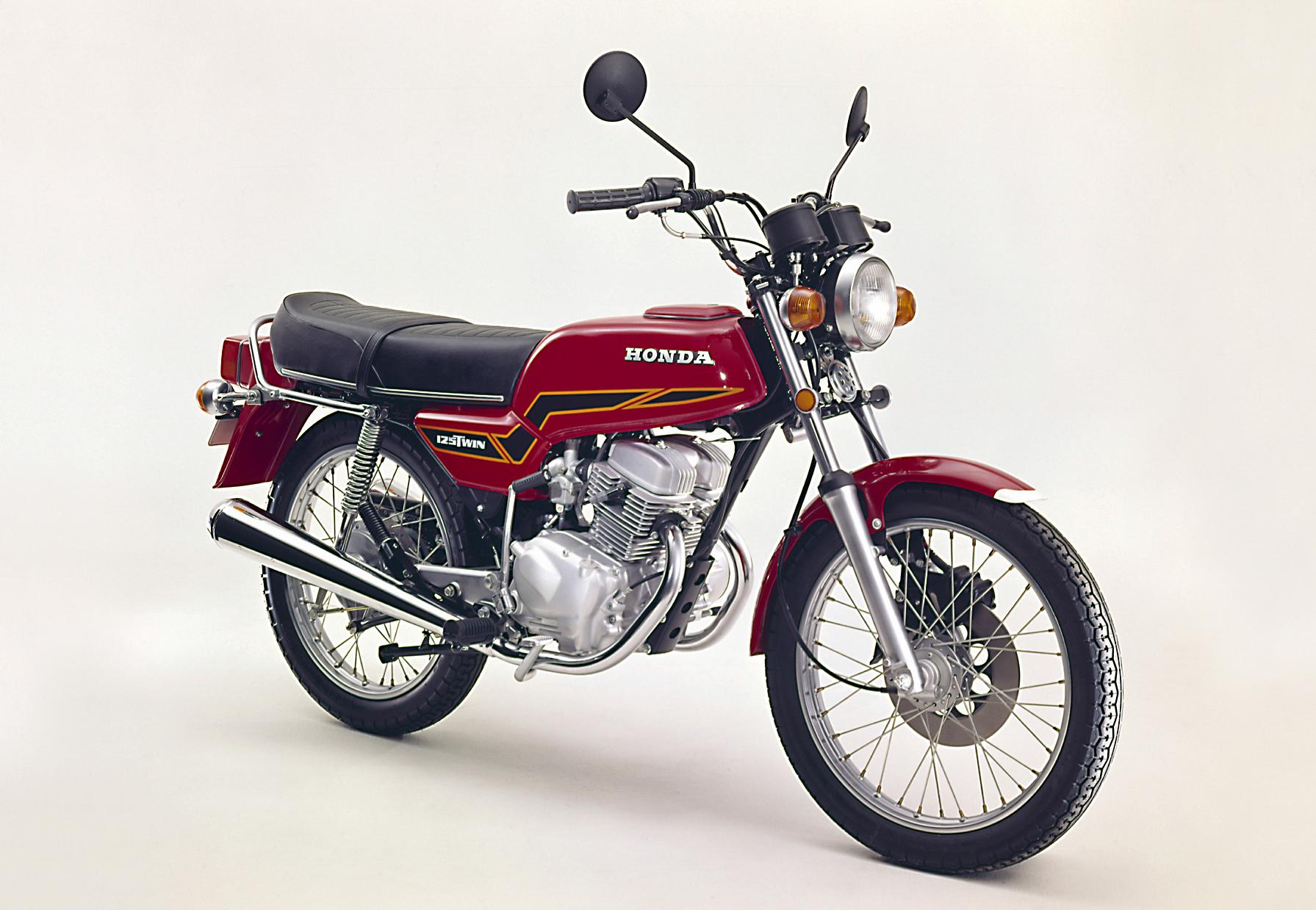 Honda CB 125 T ...
