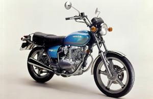 Honda CB 400 T