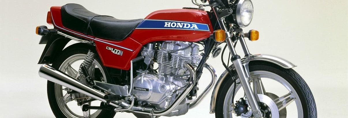 Honda CB 400 N – Verkaufsschlager in der 400er Klasse