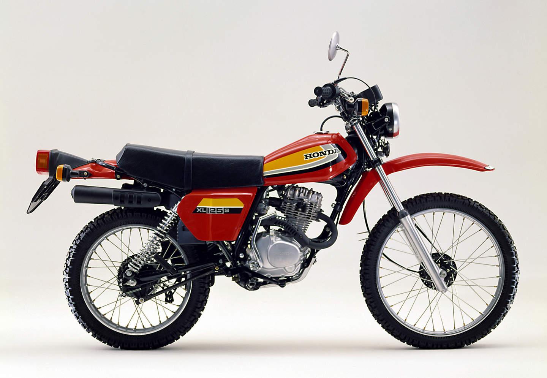 Honda Sl 125    Xl 125  1971-1979