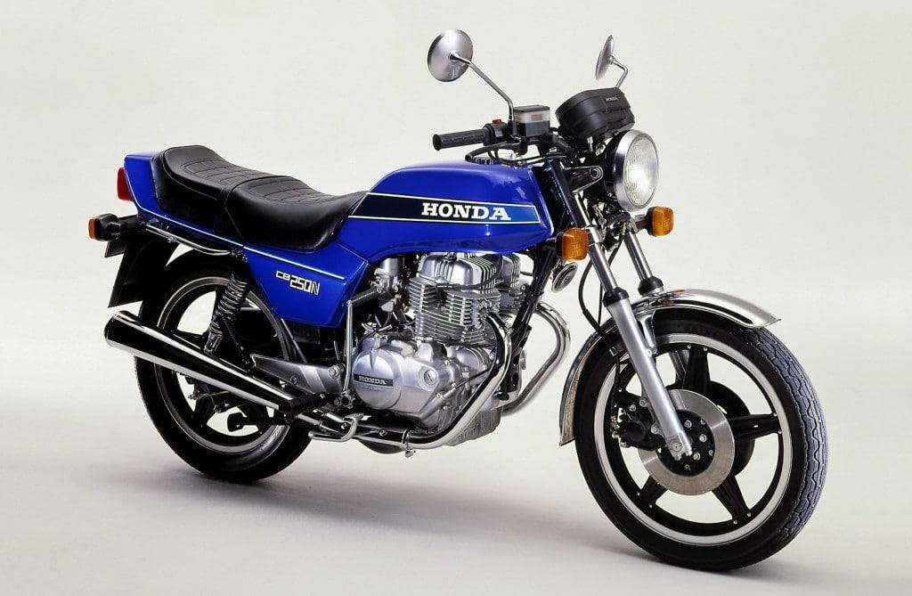 Honda CB 250 N