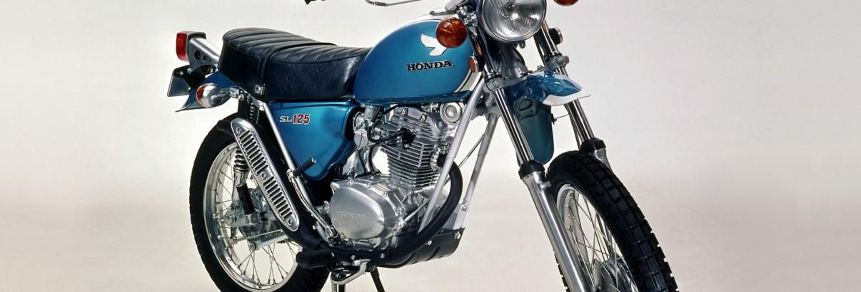Honda SL 125 S und XL 125 S – Unkompliziertes Dirt Bike