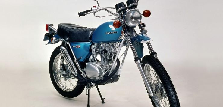 Honda SL 125