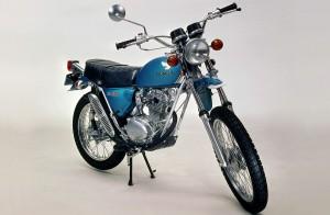 Honda SL 125 S