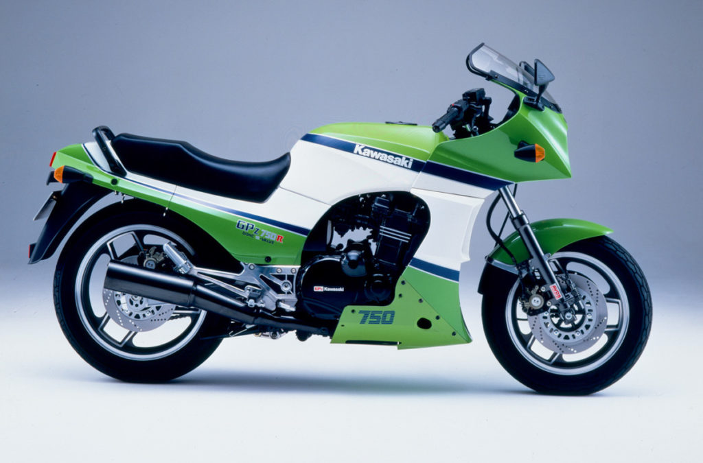 Kawasaki GPZ 750 R