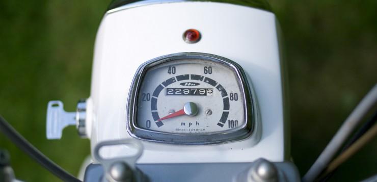 Honda C 72 Dream