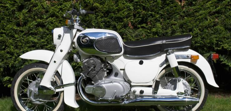 Honda CA 72