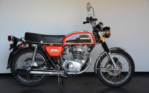 Honda CB 200