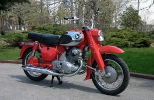 Honda CA 77