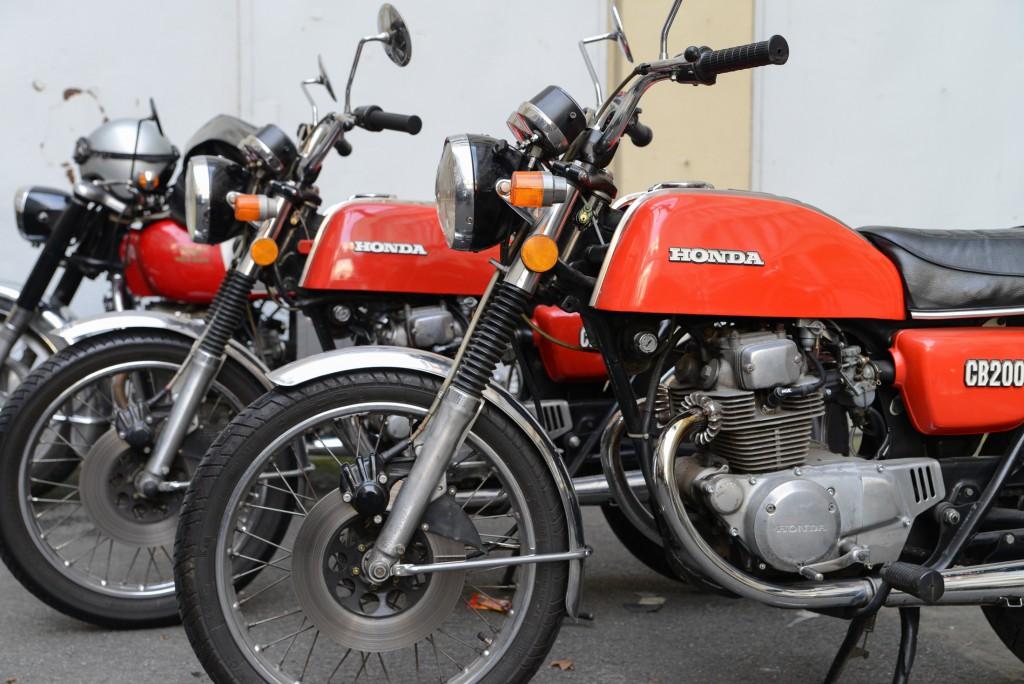 Honda cb 200 1973 1977 l ckenb erin for Yamaha suzuki of texas