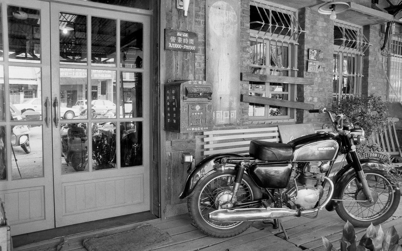 Das debütmodell der honda cb 125k von 1965 quelle honda motor co