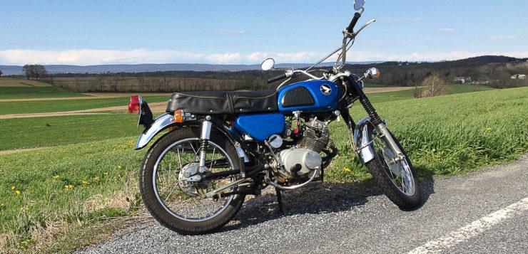 Honda CL 175