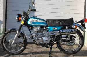 Honda CL 200