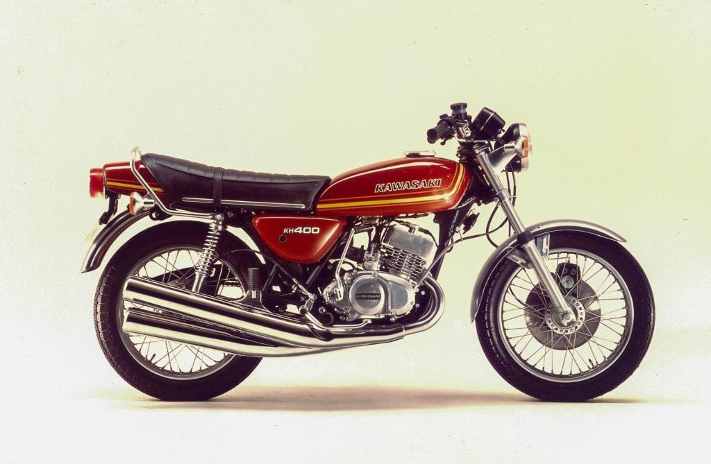 Kawasaki KH 400