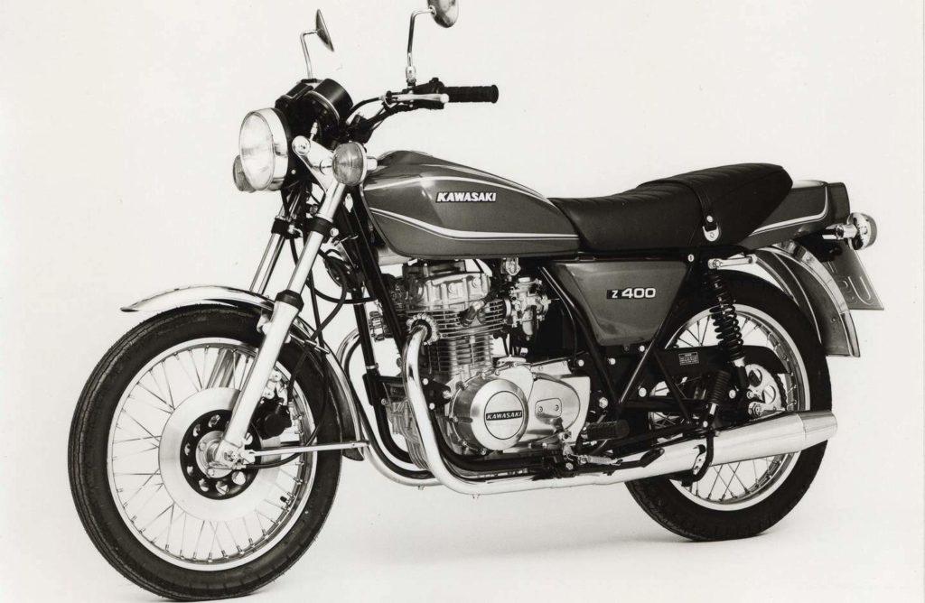 Kawasaki Z 400