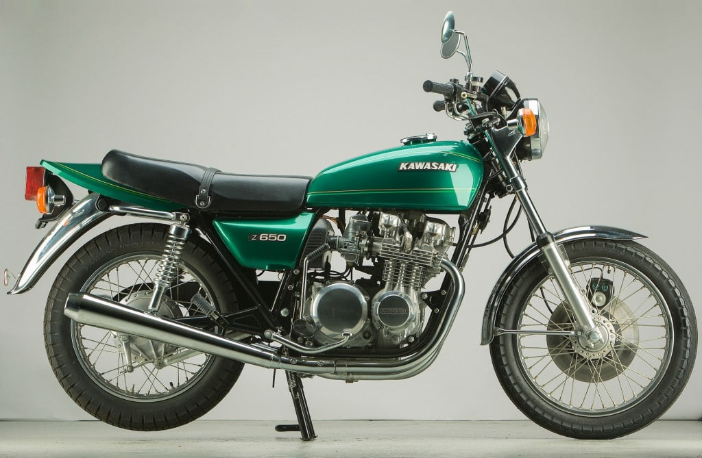 Kawasaki Z650 B