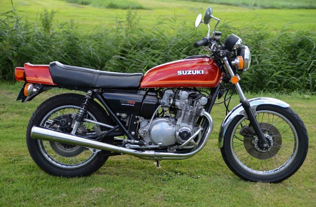 Suzukion 1981 Gsx 750 Suzuki