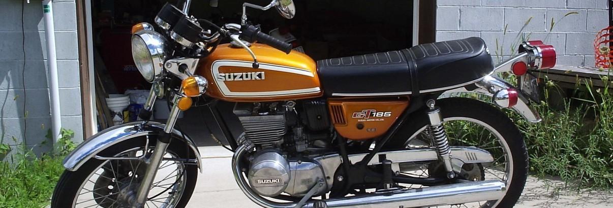 Suzuki GT 185 – Gran Tourismo im 17 PS Segment