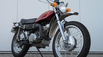 Suzuki TS 250 - hier ein Modell von 1969