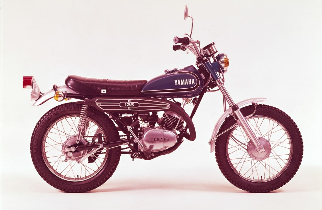 Yamaha AT 125