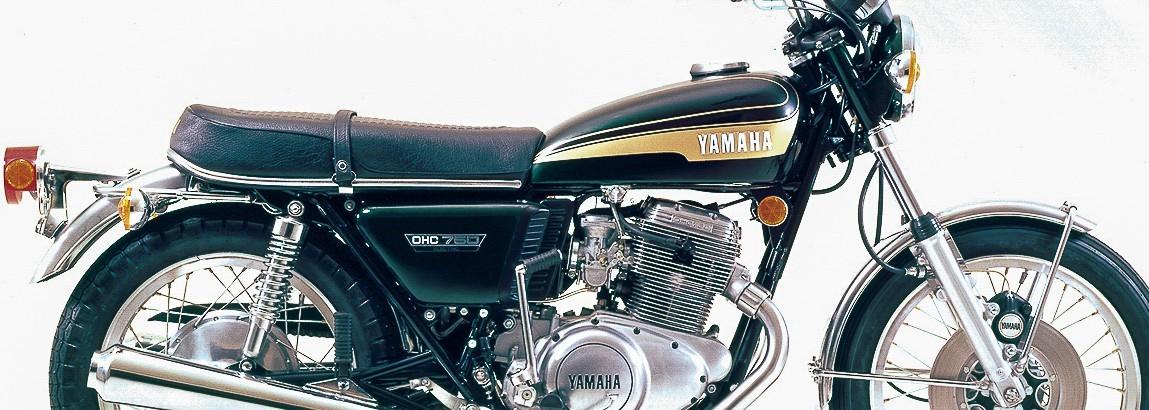 Yamaha TX 750 – Ritt auf dem Stier