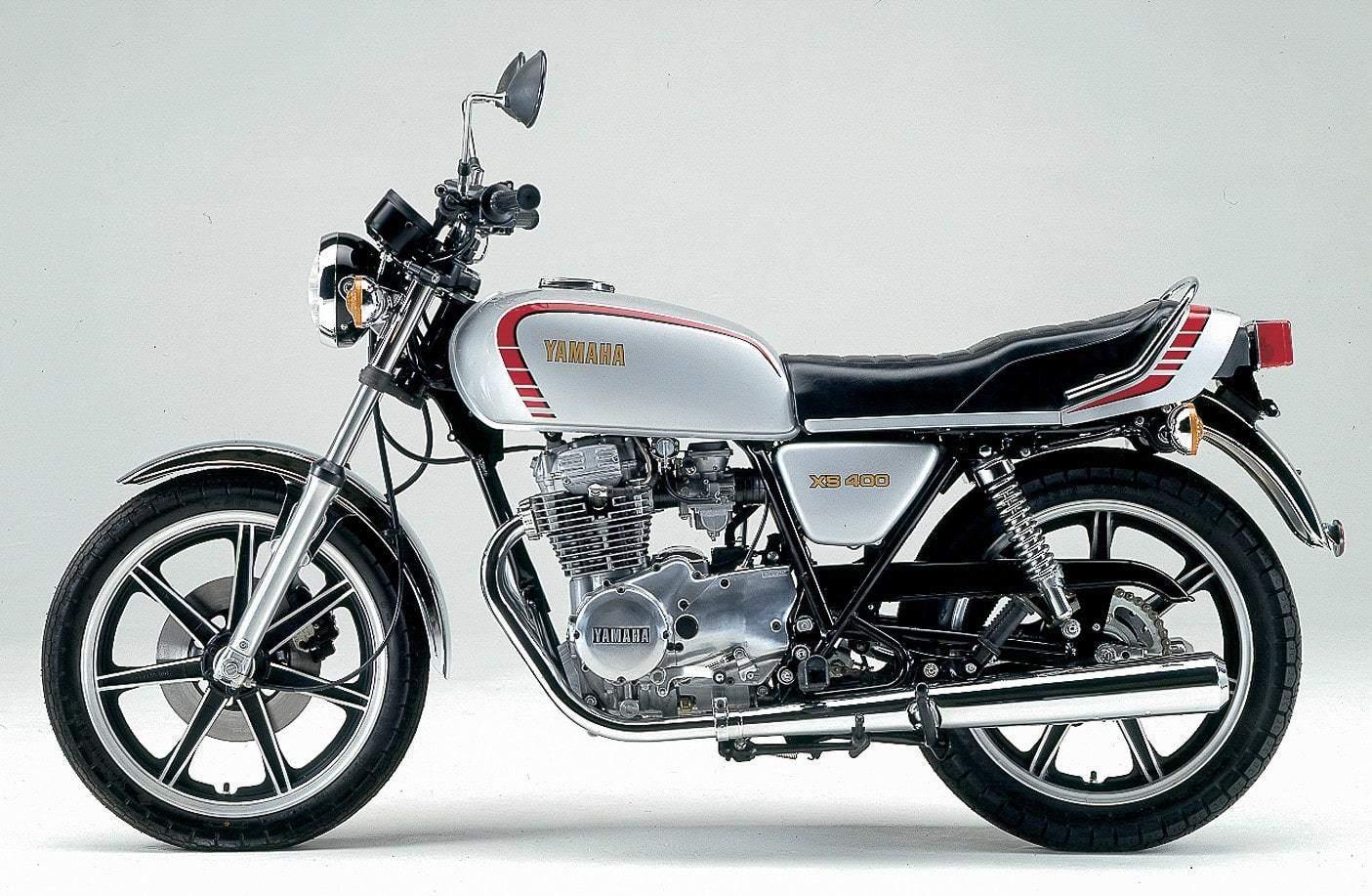 1984 Yamaha XS 400 DOHC Photos, Informations, Articles