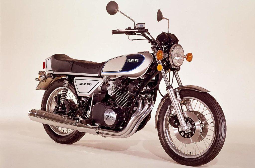 Yamaha XS 750