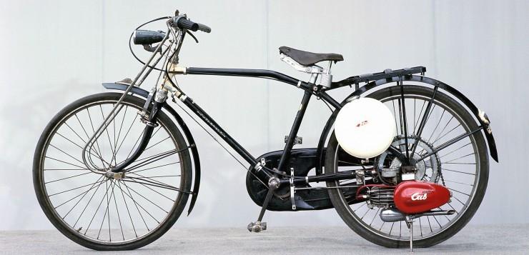 Honda Typ F Cub