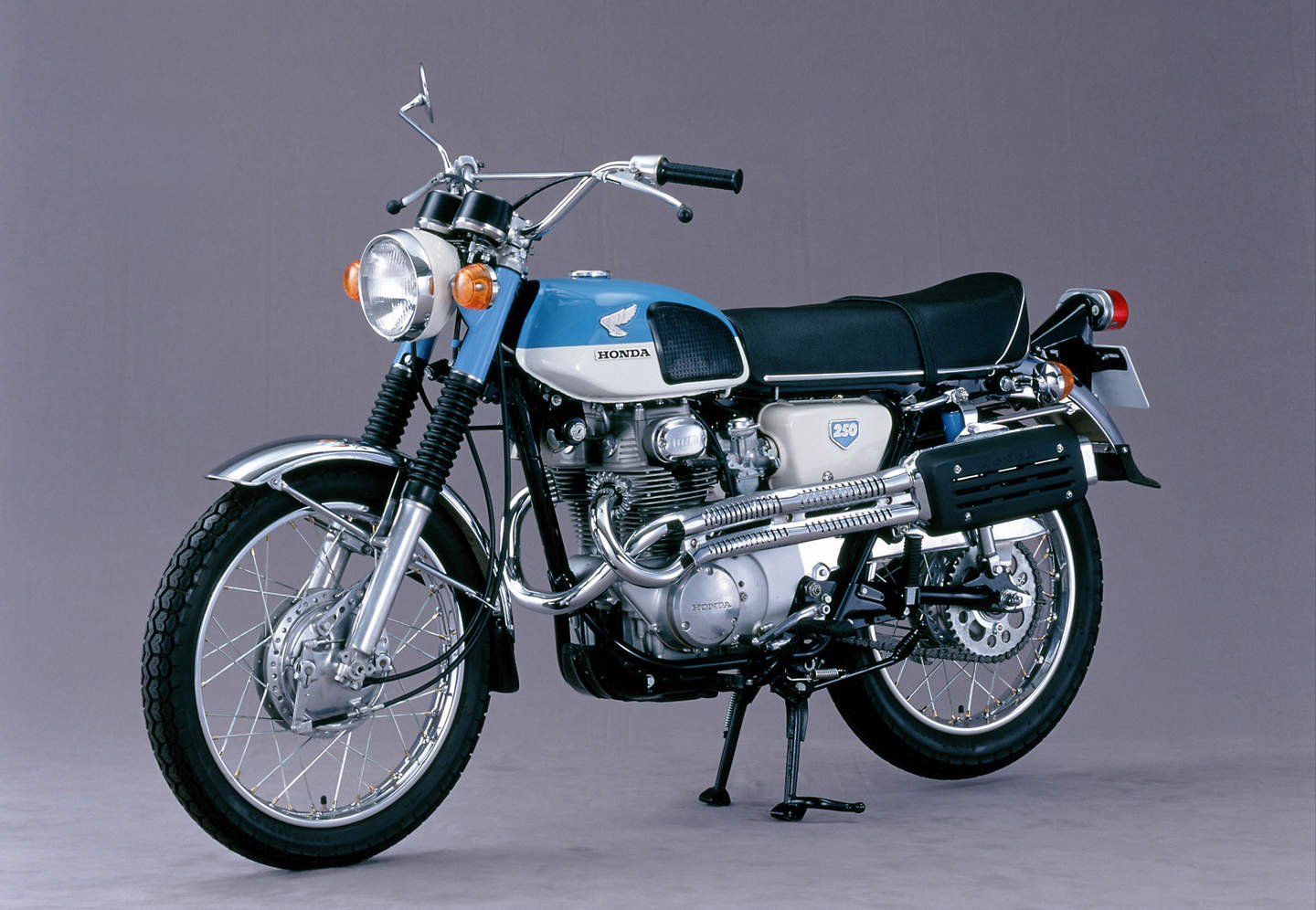 Old School Suzuki Gs