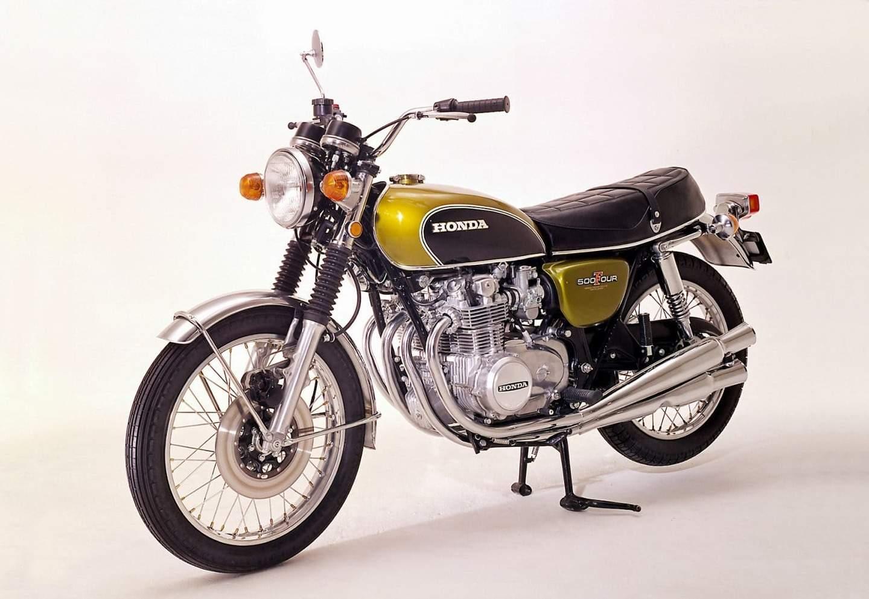 Honda Cb 500 Four 1971 1978 Bestseller Im 500er Segement