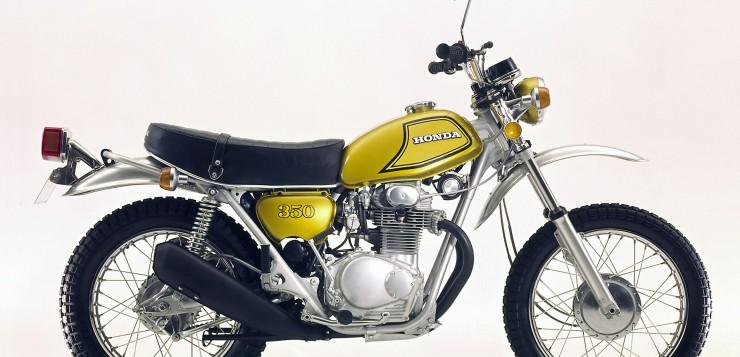 Honda SL 350