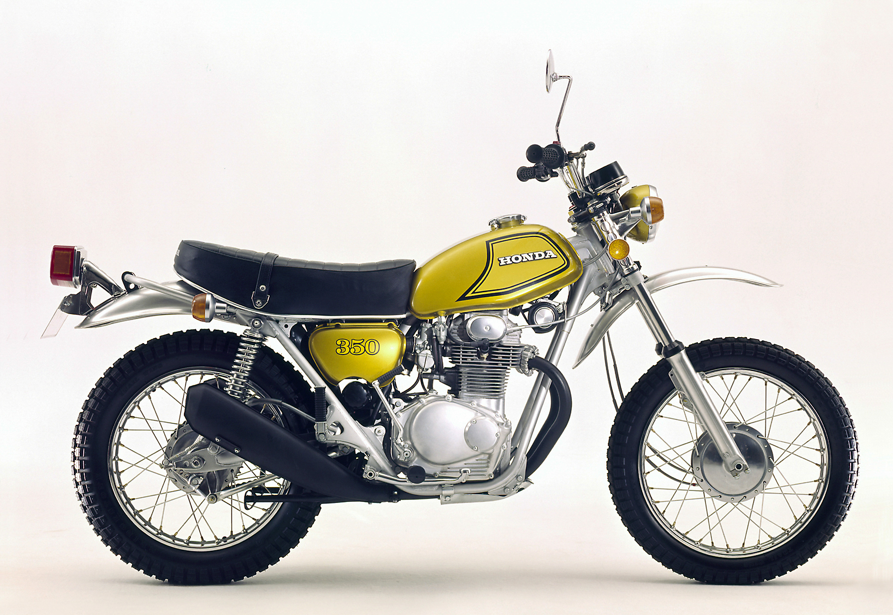 honda sl 350 1969 1973 f r den bulligen enduro. Black Bedroom Furniture Sets. Home Design Ideas