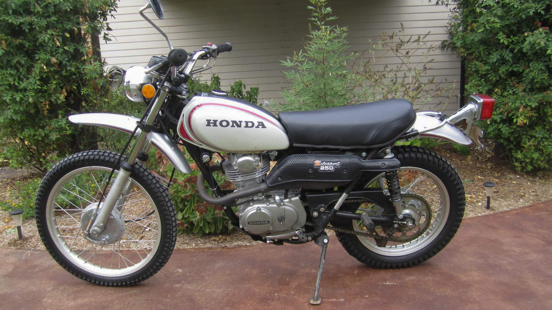 Honda SL 250 und XL 250 (1972 - 1986) - Vierventiler auf Abwegen