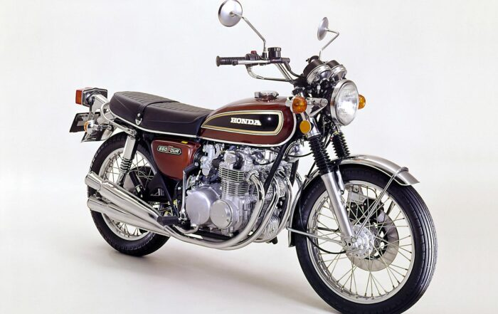 Honda CB 550 Four von 1975