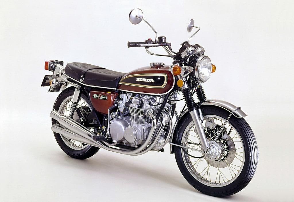 Honda CB 550 Four (1975 bis 1978)
