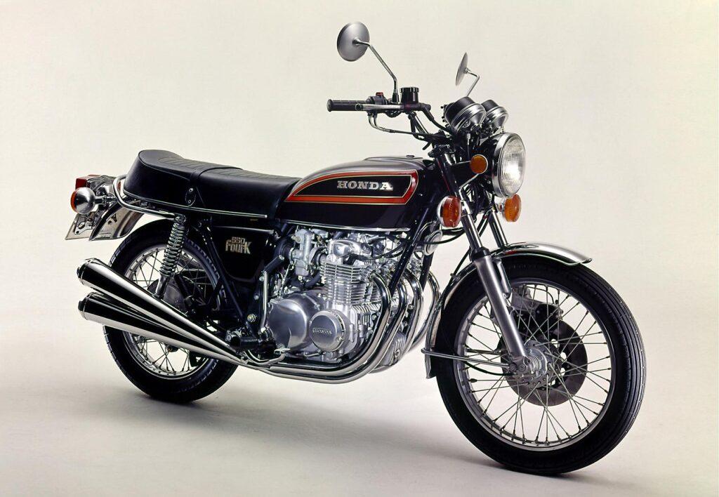 Honda CB 550 Four K Baujahr 1977