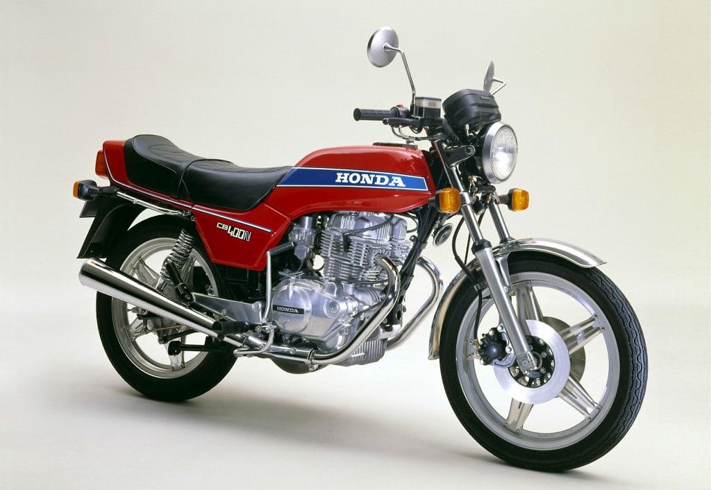 Die Honda CB 400 N galt als zuverlässig und robust