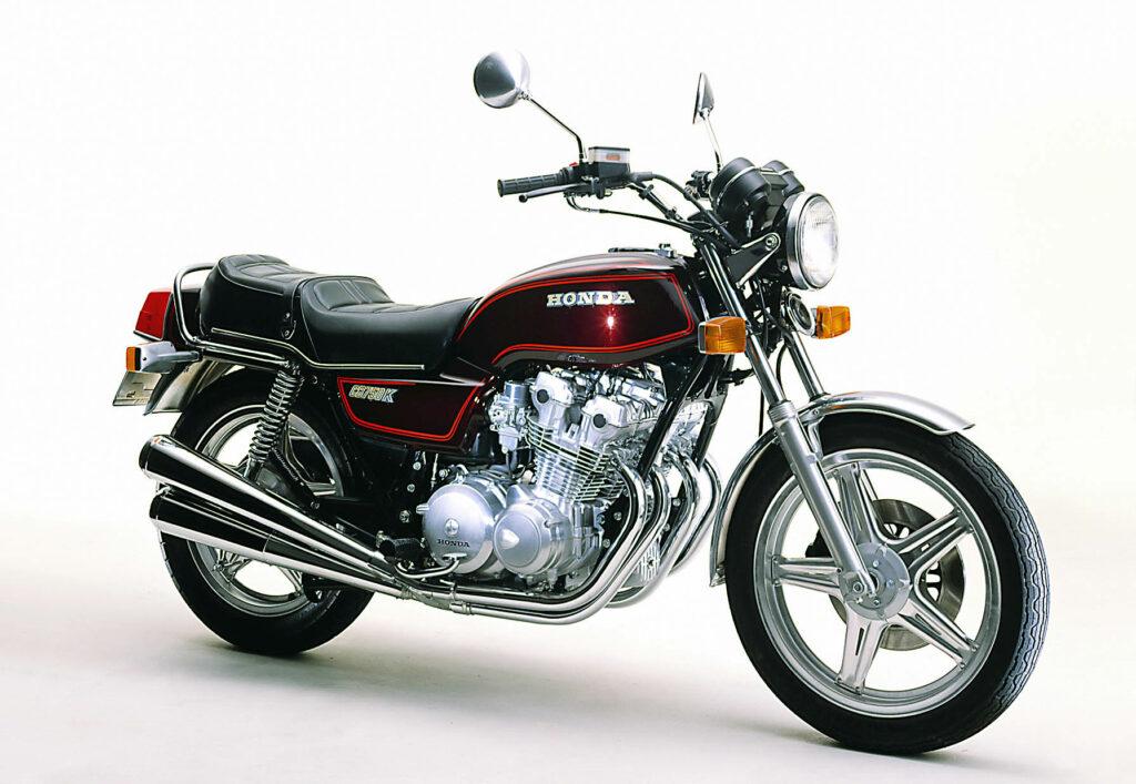 Unverkennbar die neue Designsprache der Honda CB 750K