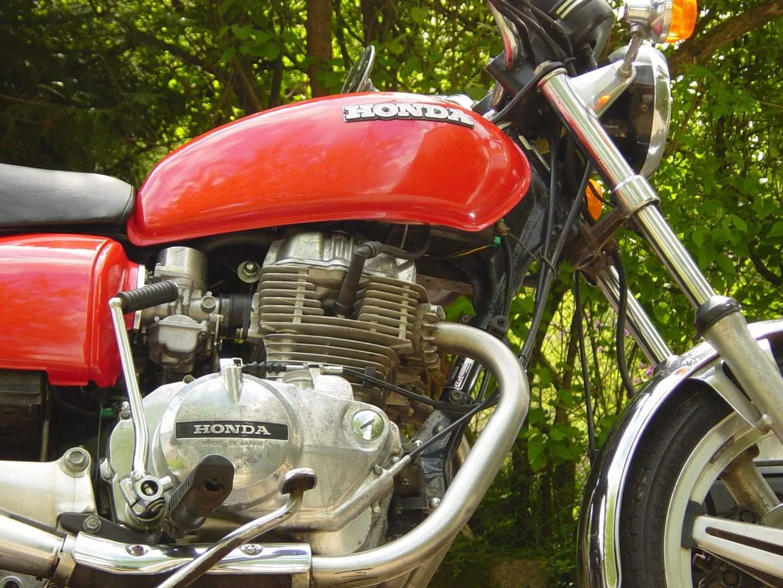 Honda Cb 400 T 1977 1978 Ungeliebt Und Vergessen