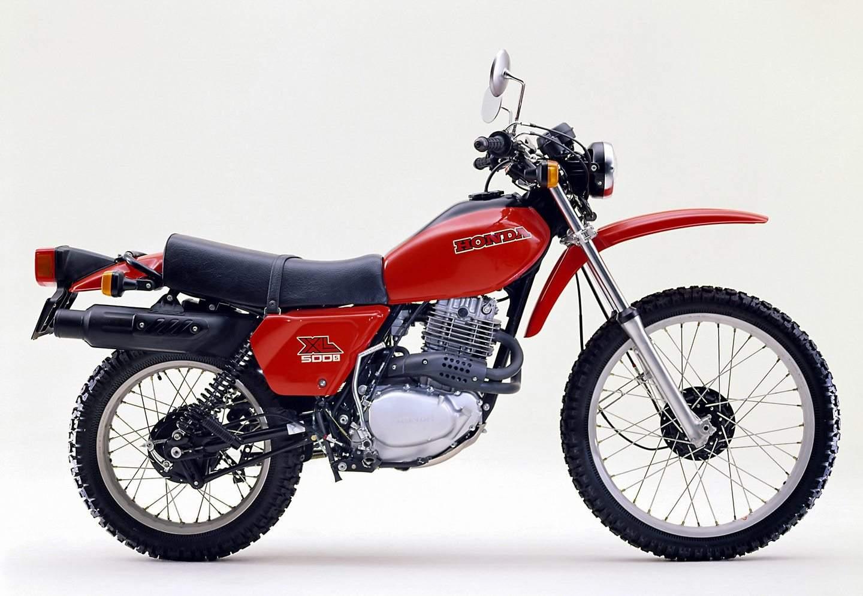 Motor Suzuki Xl