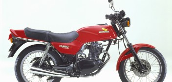Honda CB 250 RS – mit einem Zylinder flott unterwegs
